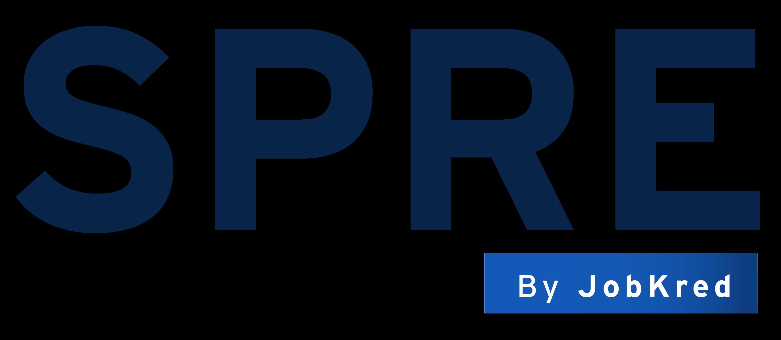 SPRE by JobKred Logo